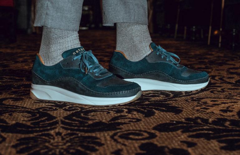 Notomia fait le pari d'une sneaker de qualité à un prix abordable.