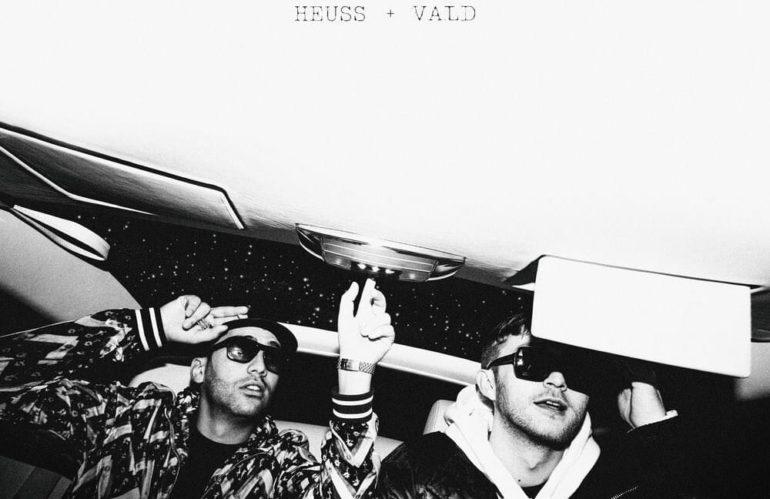 HEUSS L'ENFOIRE X VALD : LES PREMIERS CHIFFRES DE L'ALBUM